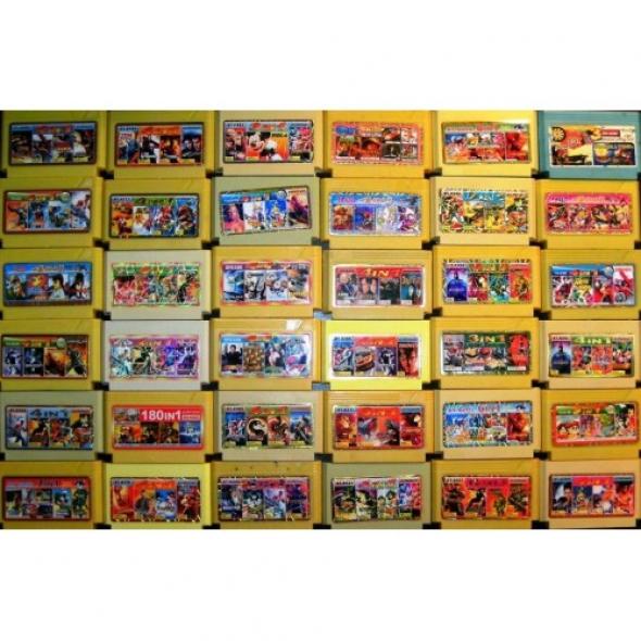 картридж (кассета) на Dendy (денди) Арт. AA - 2499  (6 в 1)