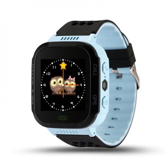 Умные часы Q528 синие