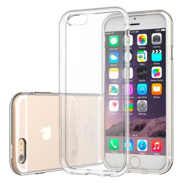 чехол накладка cиликоновая iPhone 6