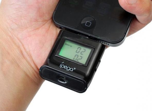 алкотестер для iPhone (айфон)