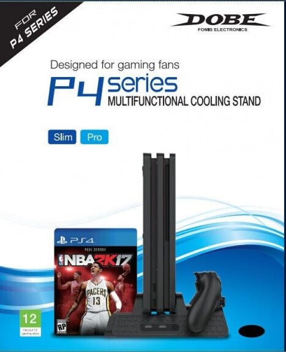 Подставка PS 4 slim DOBE