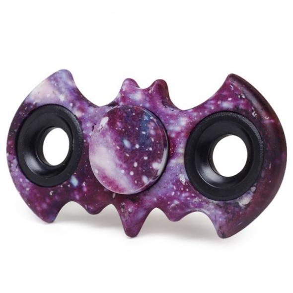 Spinner ( Спиннер ) антистресс Batman фиолетовый