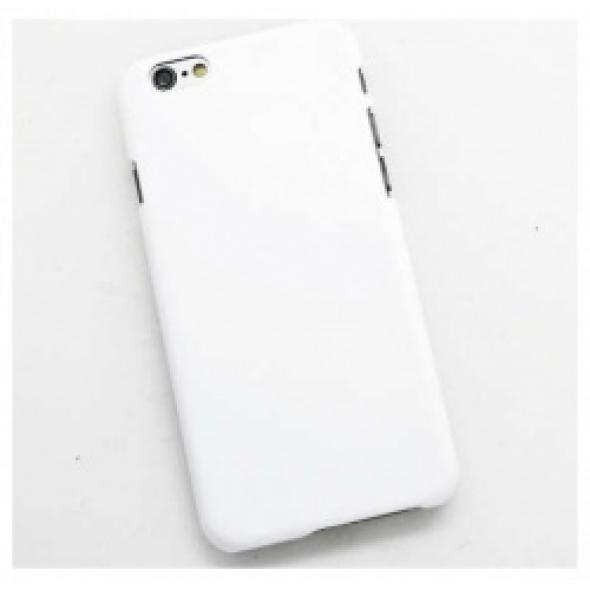 чехол софт тач iPhone 5 4D (белый)