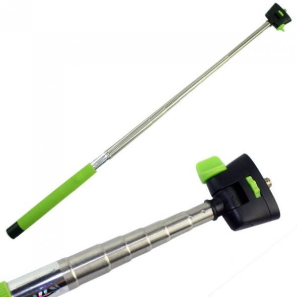 Монопод для телефона (зеленый)