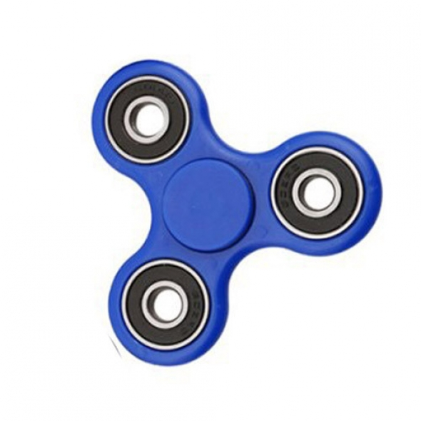 Spinner ( Спиннер ) антистресс синий