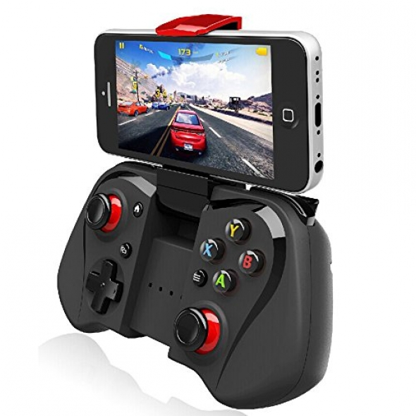 блютуз (Bluetooth)  джойстик (геймпад)   для  мобильных устройств ipega pg-9033