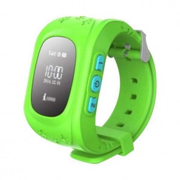 умные детские часы  Q50 ( смарт часы, smart watch Q50 ) с треком, GPS