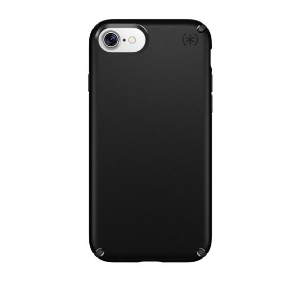 чехол силикон iPhone 7 Plus (угольный)