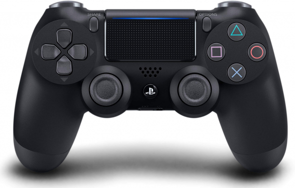 джойстик PS4 Dual Shock Wireless Black V2
