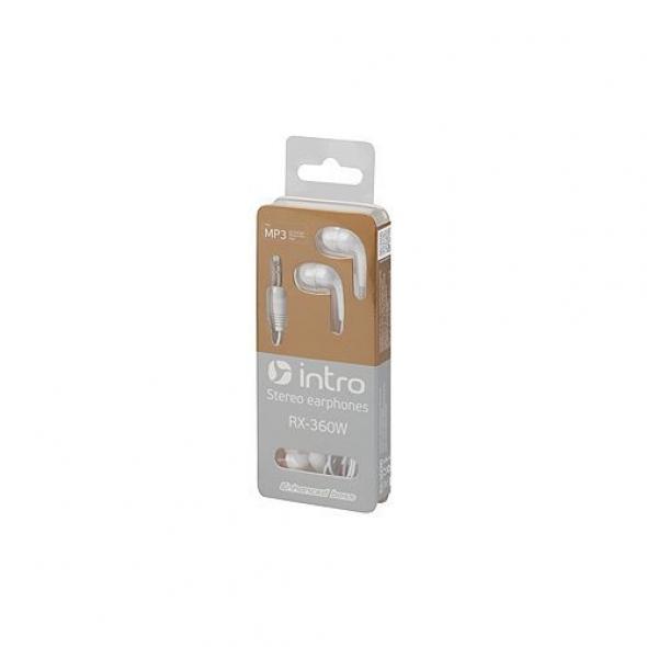 Наушники Intro RX-360W  (белый)