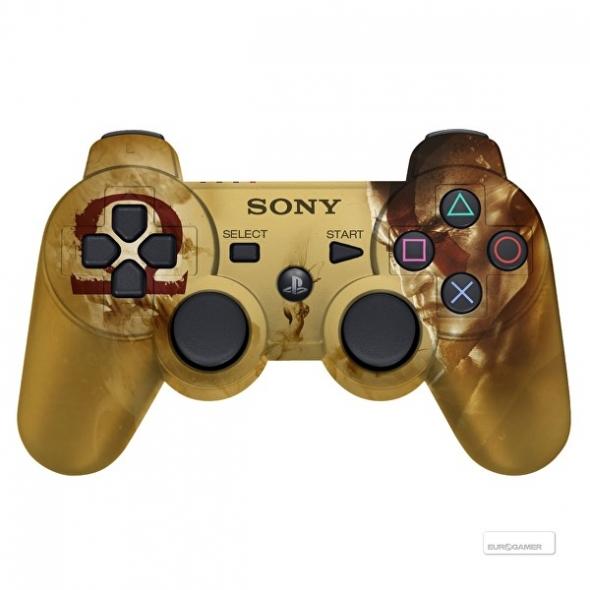 джойстик для Sony PLAYSTATION 3  DUALSHOCK 3  God of War