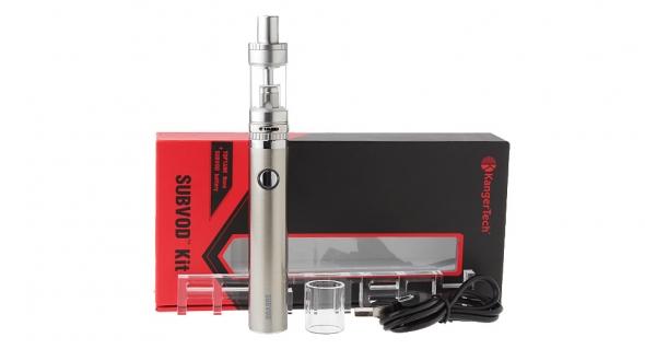 электронная сигарета Kanger SubVod Kit 60 W серая ( оригинал)