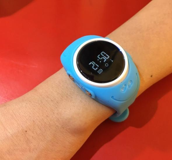 Умные часы Q52j S синие оригинал