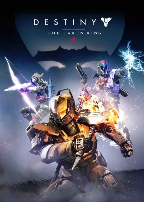 Destiny: The Taken King X-box 360