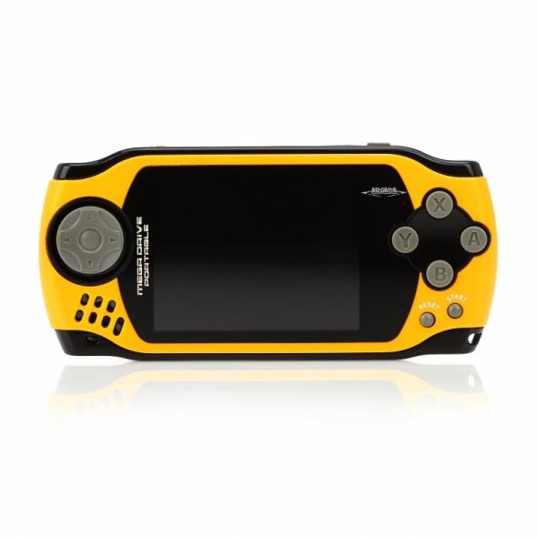 Портативная приставка VG-1629 yellow 105 в 1