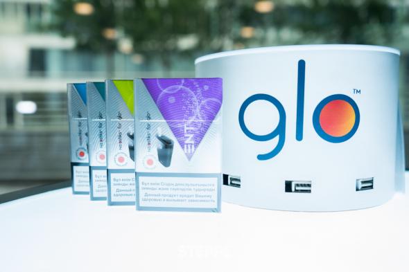 Стики Neostiks для GLO 2.0 руби буст с капсулой