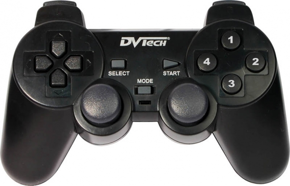 Джойстик PC DVTech JS26 Shock Fighters