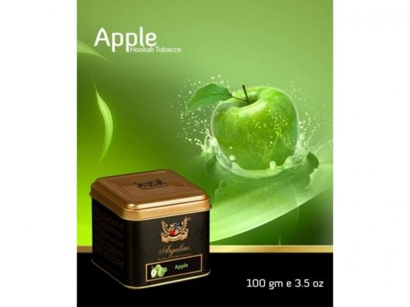 """Табак для кальяна """" Argelini """"  apple"""