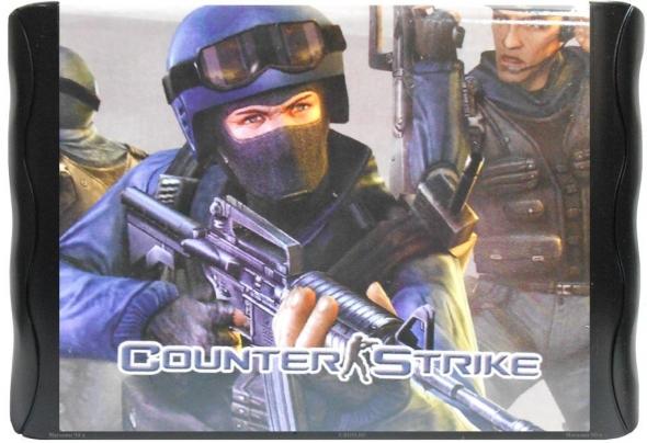 картридж (касcета) на SEGA (сега) Counter strike