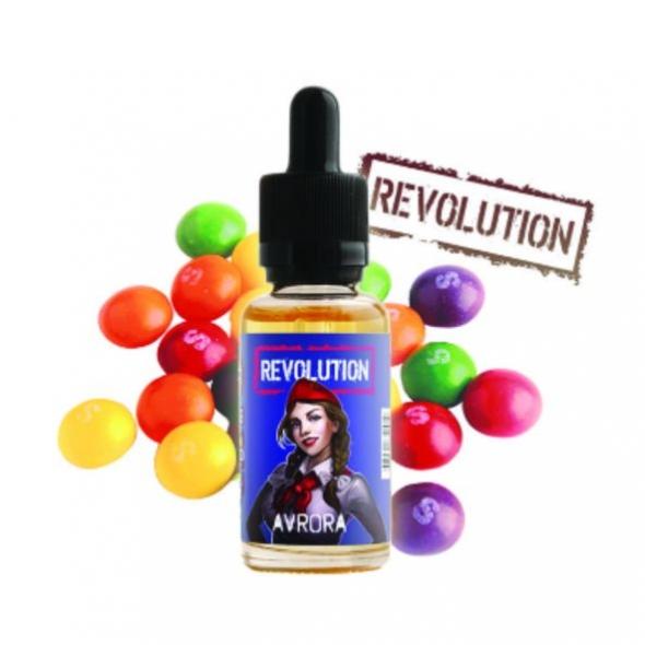 """Жидкость для Электронных сигарет """" Atmose revolution"""" Avrora никотин 3 мг"""
