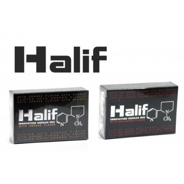 Беcтабачная  смесь для кальяна Halif Peach 45 гр
