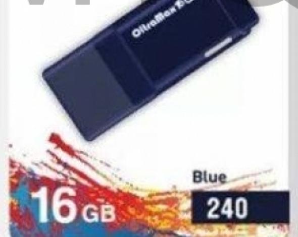 Флеш-накопитель USB 16 gb OltraMax 240 синий