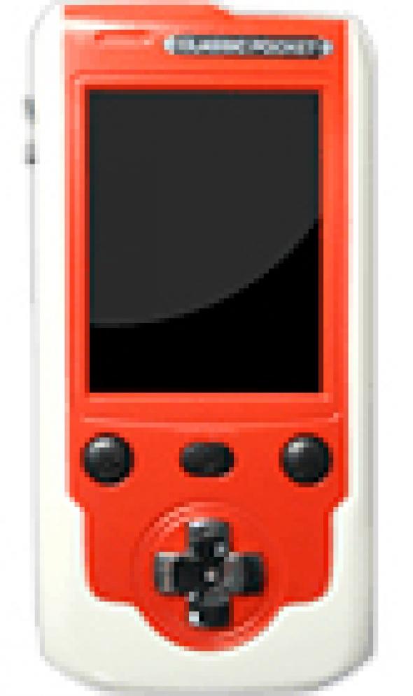 портативная игровая приставка Classic Pocket 16 бит