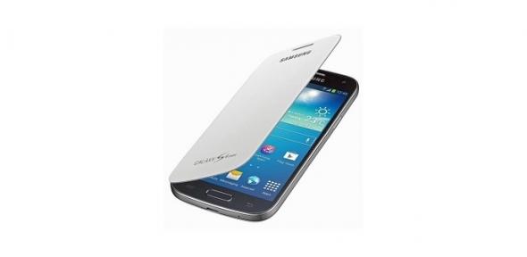 Чехол-книжка для Samsung Galaxy s4 mini  Flip Cover
