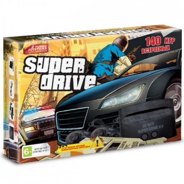 Игровая приставка  Sega Super Drive GTA V  (ГТА 5 )