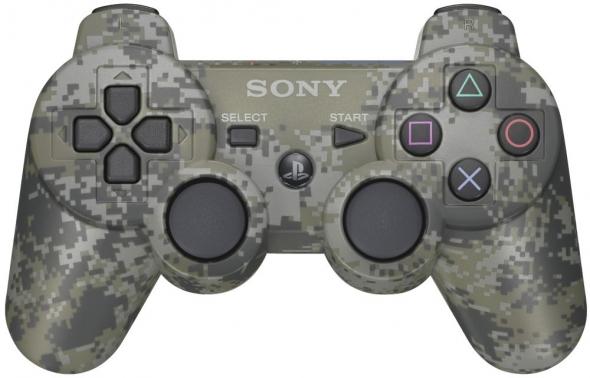 джойстик для Sony PLAYSTATION 3  DUALSHOCK 3  Urban