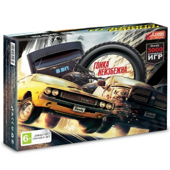 Игровая приставка Dendy (Денди) NFS 3000 встр игр