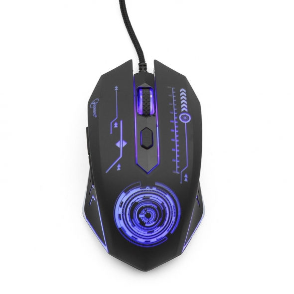 Мышь GEMBIRD MG-510, USB