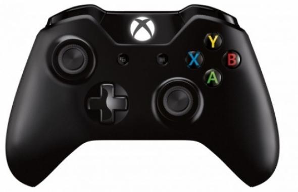 джойстик для Xbox ONE (ИксБокс) беспроводной (неоригинал)