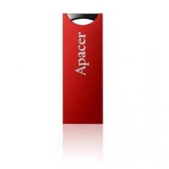 Флеш-накопитель USB  8GB  Apacer  AH133  красный