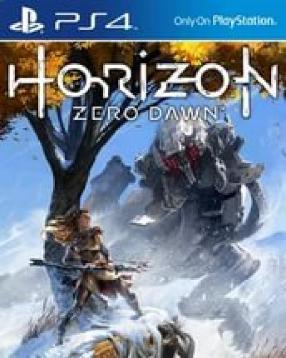 Horizon Zero Dawn  PS4 (пс4)