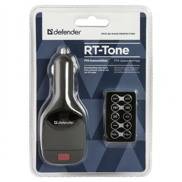 Модулятор FM DEFENDER RT-Tone