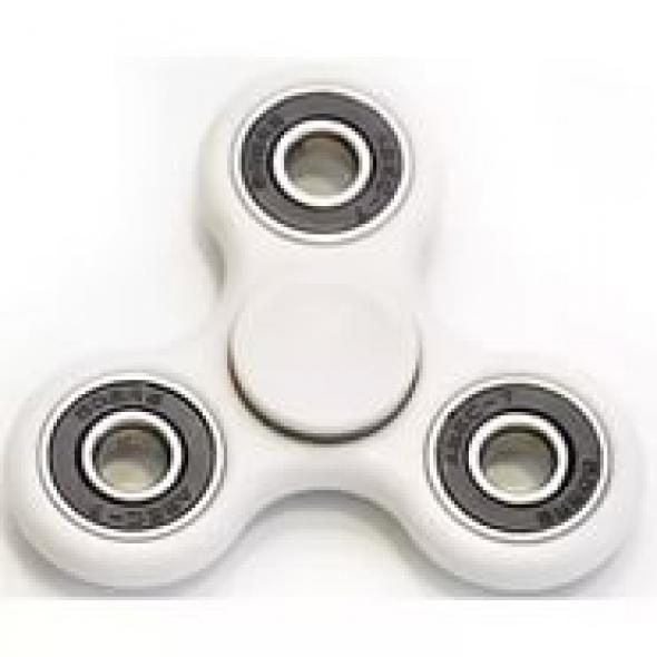 Spinner ( Спиннер ) антистресс пластик белый
