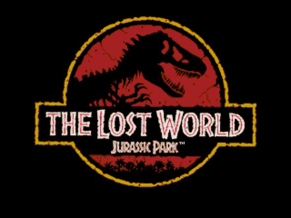 картридж (кассета) на SEGA (сега) Jurassic Park Lost World