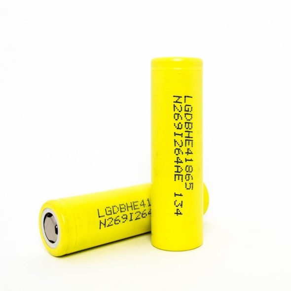 аккумулятор для электронных сигарет LG HE2 18650/ 2500 mAh