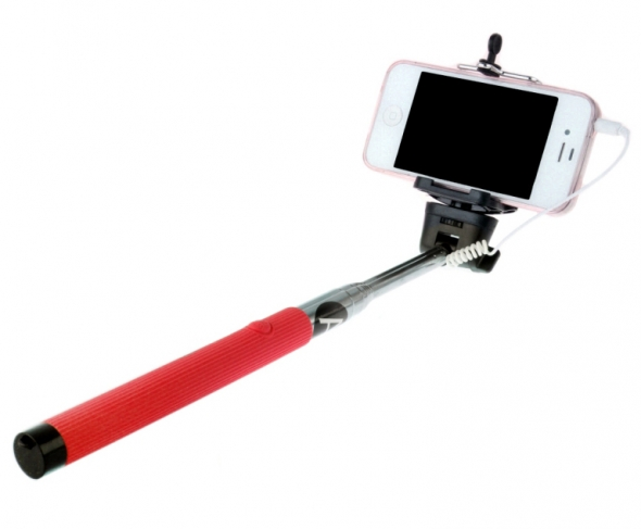 монопод Activ cable 102 красный