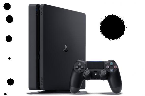 игровая приставка Sony PLAYSTATION 4 (сони плейстейшн 4) Slim 1 TB