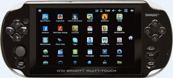 игровая приставка exeq ray smarti android 4 (эксео рей смарт)