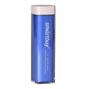 Резервная батарея ЗУ SMARTBUY EZ-BAT, 2000 мАч, синий