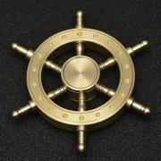 Spinner ( Спиннер ) антистресс металлический 009956 золотой