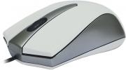Мышь проводная DEFENDER  Accura MM-950, серый