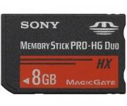карта памяти sony memory stick pro duo 8 гб