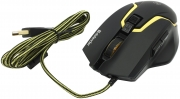 Мышь DEFENDER  Warhead GM-1750, USB, проводная