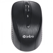 Мышь беспроводная INTRO MW109, черная