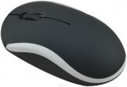 мышь Ritmix ROM-111 USB черно-белая