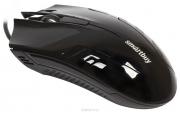 Мышь проводная Smart Buy 339, черная, USB